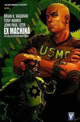 Ex Machina - The Deluxe Edition (Hardcover) #3