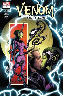 Venom: First Host (Comic Book) #3