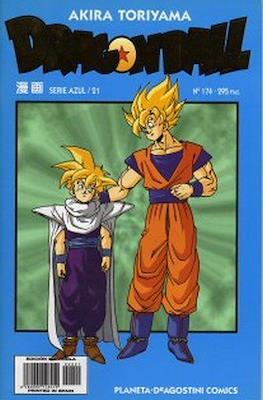 Dragon Ball - Serie Azul (Grapa) #174