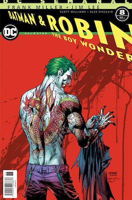 Batman & Robin, The Boy Wonder (Grapa) #8