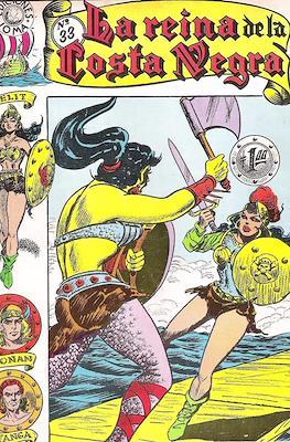 La Reina de la Costa Negra (2ª época - Grapa) #33