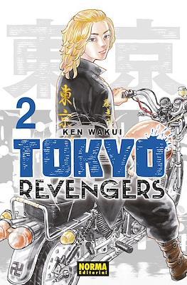 Tokyo Revengers (Rústica con sobrecubierta) #2
