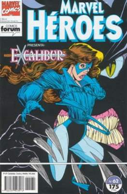 Marvel Héroes (1986-1993) (Grapa 32 pp) #62