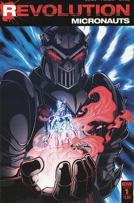 Micronauts Revolution (Comic-book) #1