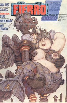 Fierro (Grapa (1984-1992) Primera época) #33