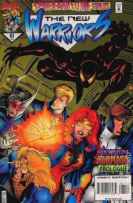 The New Warriors (Comic-Book) #61