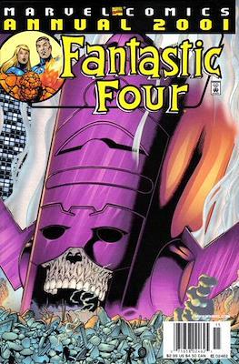 Fantastic Four Annual 2001