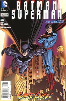 Batman / Superman (2013-2016 Variant Cover) #5