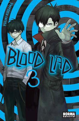 Blood Lad (Rústica con sobrecubierta) #3