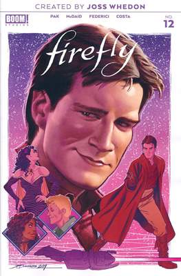 Firefly (Variant Cover) (Comic Book) #12