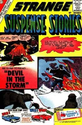 Strange Suspense Stories Vol. 2 #50