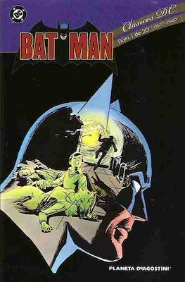 Batman. Clásicos DC (Rústica 208 pp) #1