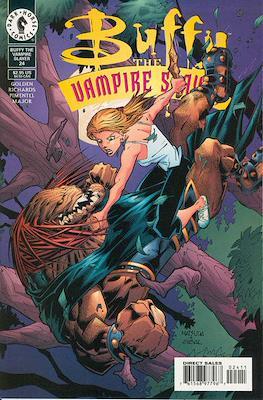 Buffy the Vampire Slayer (1998-2003) (saddle-stitched) #24