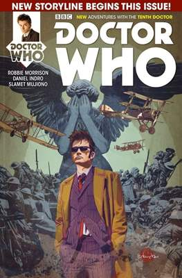 Doctor Who: The Tenth Doctor (Comic Book) #6