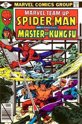 Marvel Team-Up Vol. 1 (Comic-Book) #84