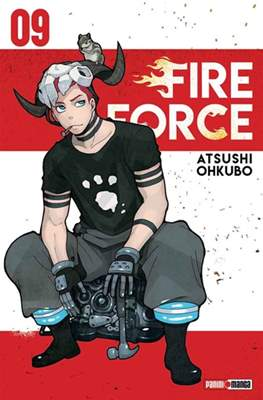 Fire Force (Rústica) #9