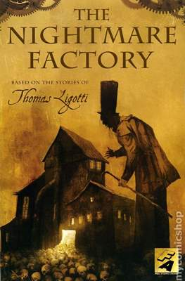 The Nightmare Factory (Softcover 112 pp) #1