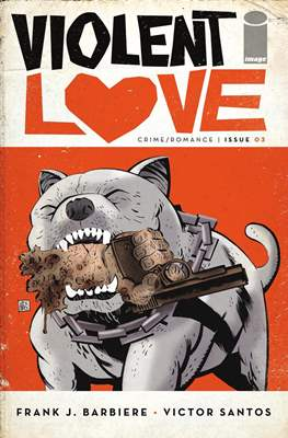 Violent Love (Comic-book) #3