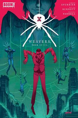 Weavers (comic-book) #4