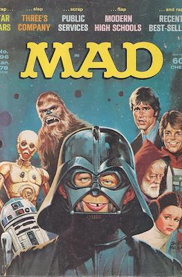 Mad (Comic Book) #196