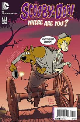 Scooby-Doo! Where Are You? (Comic Book) #35