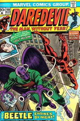 Daredevil Vol. 1 (1964-1998) (Comic Book) #108