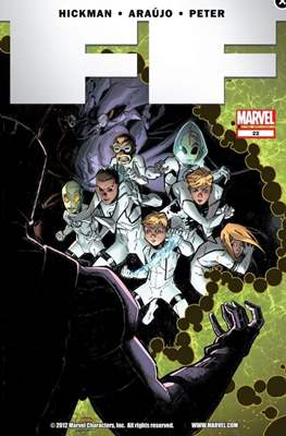 Future Foundation / FF (Vol. 1) #22
