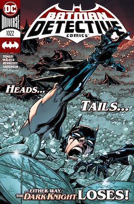 Detective Comics Vol. 1 (1937-2011; 2016-) (Comic Book) #1022