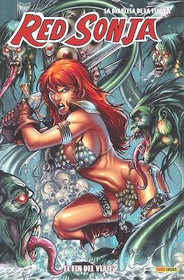 Red Sonja. La diablesa de la espada (Rústica 96 pp) #9
