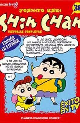 Shin-Chan (Rústica, 64 páginas (2002-2004)) #38