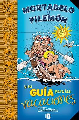 Mortadelo y Filemón y su guía para las vacaciones