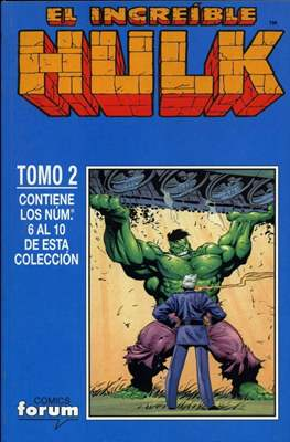 Hulk Vol. 3 (Retapado. 17x26. Color.) #2