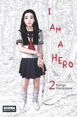 I Am a Hero (Rústica con sobrecubierta) #2