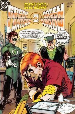 Green Lantern / Green Arrow (Comic Book.) #5