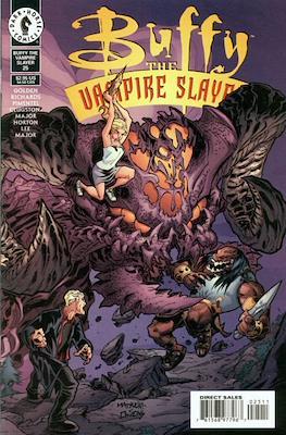 Buffy the Vampire Slayer (1998-2003) (saddle-stitched) #25