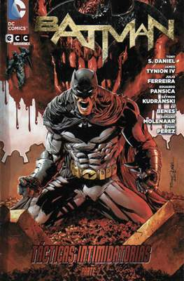 Batman: Tácticas Intimidatorias (Rústica) #2