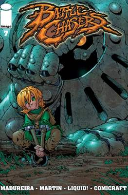Battle Chasers (Comic-book) #7