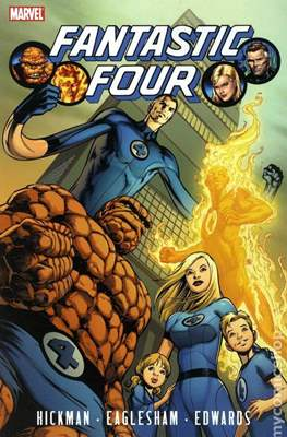 Fantastic Four by Jonathan Hickman (Softcover) #1
