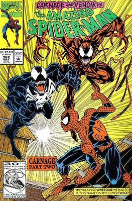 The Amazing Spider-Man Vol. 1 (1963-1998) (Comic-book) #362