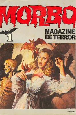 Morbo. Magazine de terror (Grapa (1983)) #1
