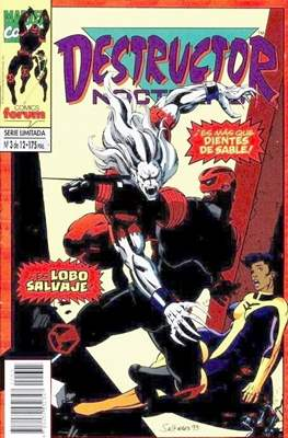 Destructor Nocturno (1994-1995) #3