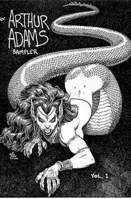 Arthur Adams Sketchbook