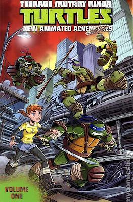 Teenage Mutant Ninja Turtles: New Animated Adventures (Softcover 104 pp) #1