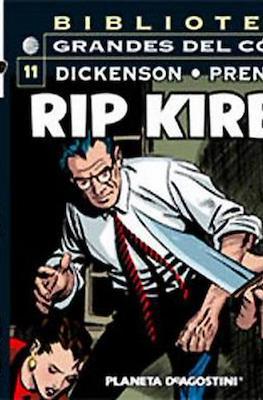 Biblioteca Grandes del Cómic: Rip Kirby (2004-2006) (Cartoné 176-208 pp) #11