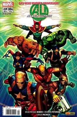 Age of Ultron #4