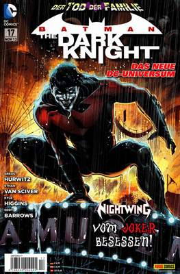 Batman. The Dark Knight (Heften) #17
