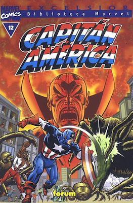 Biblioteca Marvel: Capitán América (1999-2000) (Rústica 160 pp) #12