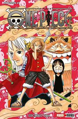One Piece (Rústica) #41