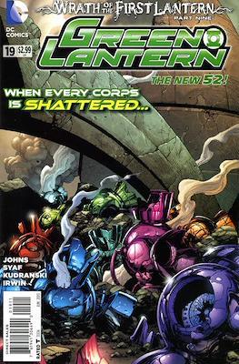 Green Lantern Vol. 5 (2011-2016) (Comic book) #19
