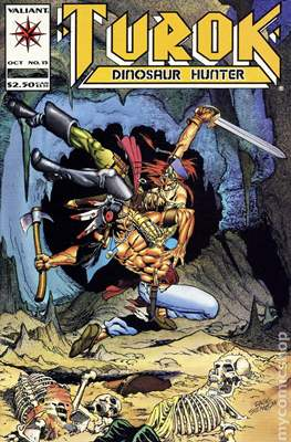Turok: Dinosaur Hunter (1993-1996) (Grapa) #15